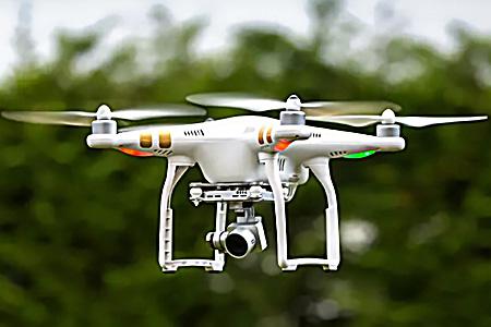"""新型智能喷涂无人机,将涂创怎样的""""未来""""?"""