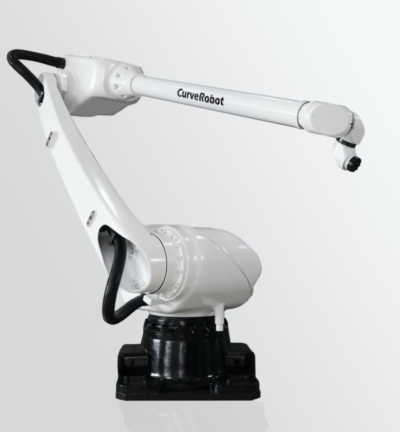 曲线智能机器人本体