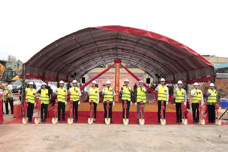 阿克苏诺贝尔在台湾地区新建高规格粉末涂料厂